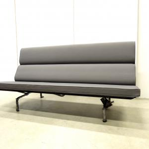 Charles Eames Compact Sofa by Vitra Interior Aksel Aachen