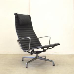Herman Miller EA124 Alu Lounge Chair Eames Interior Aksel Aachen Design