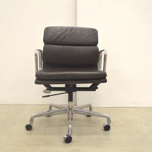Vitra EA217 Soft Pad Office Chair Interior Aksel Aachen Design