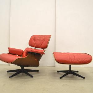 Eames Lounge Chair Herman Miller 50s Interior Aksel Aachen Design