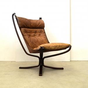 Sigurd Ressell Falcon Chair Sessel Vatne Mobler Interior Aksel Aachen Design