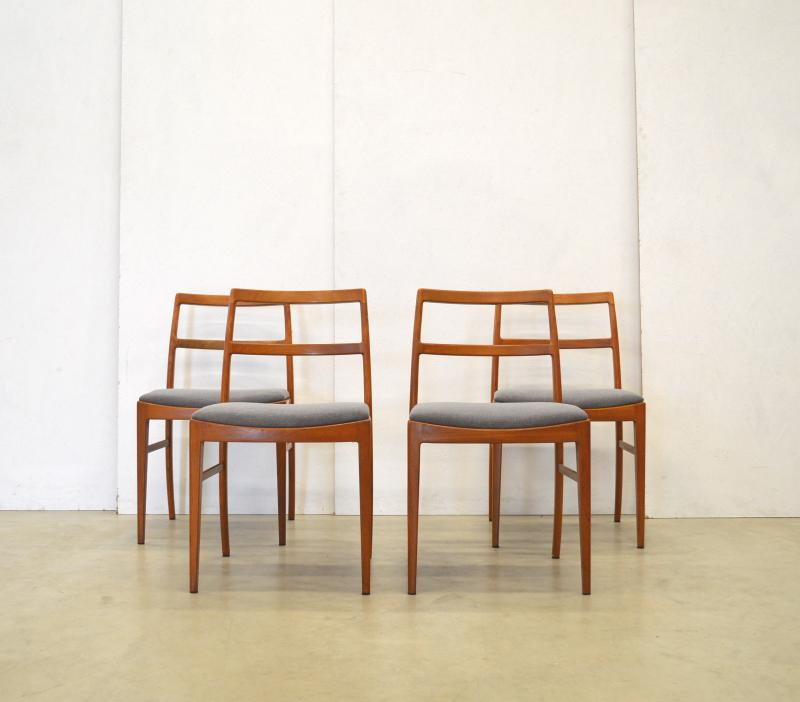 Arne Vodder dining Chair 430 Sibast Mobler Interior Aksel Aachen Design London